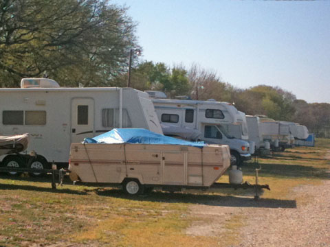 Outside Rv And Boat Parking 380 Rv Storage Boat Storage